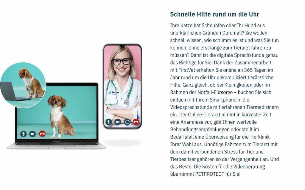 Online Tierarzt